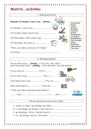 Pronoun Verb Agreement Worksheets 69 Free Esl Want To Worksheets