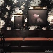 dark floral wallpaper furniture and products i u0027m in love with