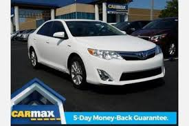 toyota xle used for sale used toyota camry hybrid for sale in tulsa ok edmunds