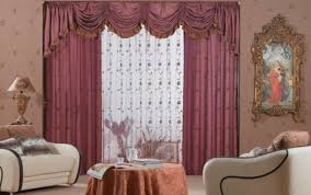 Window Treatment Ideas For Bay Living Room Contemporary Living Room Curtain Ideas For Small