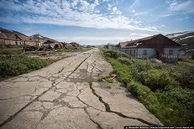 abandoned town of gudym the secret missile base in chukotka