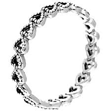 love rings silver images Pandora silver linked love ring 190980 the jewel hut the jewel hut png