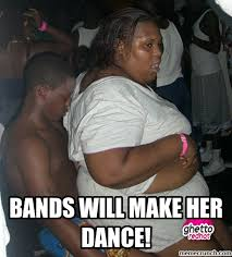Bands Will Make Her Dance Meme - will make her dance