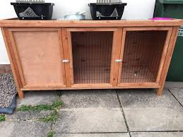 Cheap Rabbit Hutch Pets At Home Heather Rabbit Hutch In Sandwell West Midlands