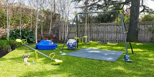 create your own playground at home bunnings warehouse