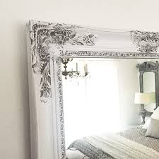 shabby chic mirrored bathroom cabinet my web value