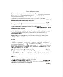 private enterprise lease template 7 free word pdf documents