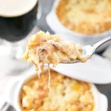 pulled pork spaetzle mac and cheese cake u0027n knife