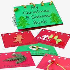 my christmas my christmas five senses book free printable cs