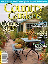sharon lovejoy country gardens magazine features our little