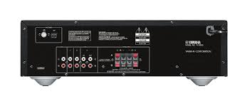 amazon com yamaha r s202bl stereo receiver home audio u0026 theater