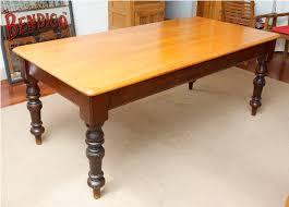 rectangular pine dining table rectangular top kauri pine dining table