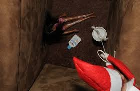 Silence Of The Lambs Bathtub Elf On The Shelf Gone Bad 30 Pictures