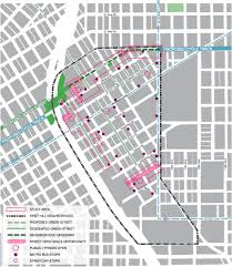 Seattle Street Map by Lacking Open Space First Hill Looks To Create Space For People In