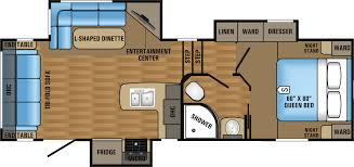 Jayco Eagle 5th Wheel Floor Plans by 2017 Jayco Eagle Ht 24 5ckts Model