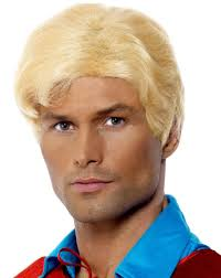 halloween costumes blonde wig mike o u0027hearn rocking a new hairstyle