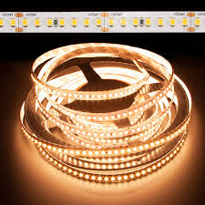 Amber Led Strip Lights by Super Warm White Pro Line 2835 85w Led Strip Light