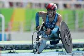 Drake In A Wheel Chair 2017 U S Paralympics Track U0026 Field National Championships