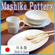 vaisselle en terre cuite mashiko japonais vaisselle en céramique produit fait par artisan