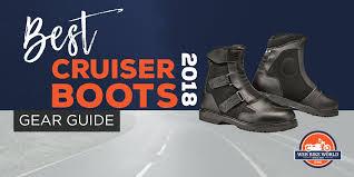 best cruiser motorcycle boots gear guide best cruiser boots