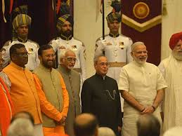 10 Cabinet Ministers Of India Prakash Javadekar Education Minister Latest News Photos Videos