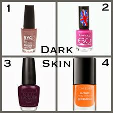 cobbs hill nailing it 4 nail polish colors for your skin tone
