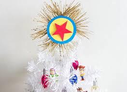 toy story tree topper disney family