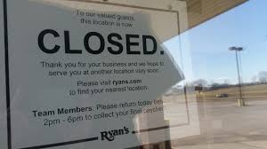 Ryan Buffet Coupon by Ryan U0027s In St Joseph Closed