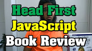 javascript tutorial head first head first javascript book review learn javascript the easy way