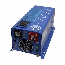 amazon com aims power 2000 watt 12 vdc pure sine inverter charger