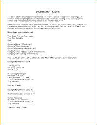 cover letter heading cover letter template it support same cover