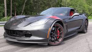 corvette sport 2017 chevrolet corvette grand sport start up track test in