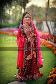 red bridal dresses latest designs trends 2017 2018 hijabiworld