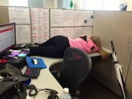 Sleep At Work Meme - a discrete way to sleep at work by kikoperron meme center