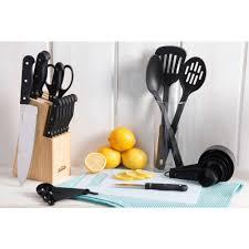 Best Kitchen Gadgets 2015 by Gibson Home Essential Total Kitchen 83 Piece Combo Set Walmart Com