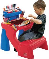 Step2 Deluxe Art Master Desk Coupon Buy Step2 Write Desk At Argos Co Uk Your Online Shop For Arts