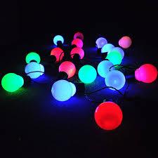 220v outdoor led string lights garland l 20