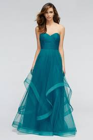 watters bridesmaid watters 1310 florian layered bridesmaid gown novelty
