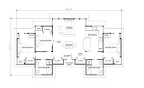 one story home floor plans contemporary one story house plans small one story contemporary