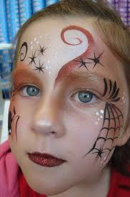 warlock face paint witch painting face image search results