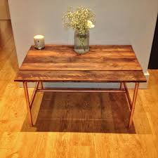 diy pallet and copper coffee table 101 pallets