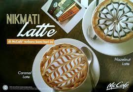 Coffe Di Mcd auto city juru mccafe is now open at mcdonald auto city