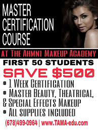 makeup classes atlanta 8 best last certification classes of 2015 get certified images