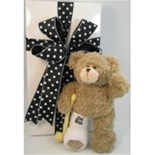 get well soon teddy get well soon teddy gift box flowers of australia