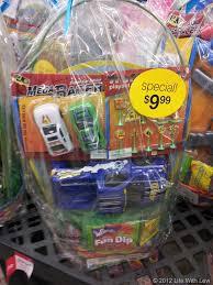 pre made easter baskets the secret to a fabulous easter basket on a budget kmarteaster
