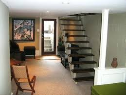 Basement Stairs Design Adding Risers To Open Basement Stairs Design Ideas 24kgoldgrams Info