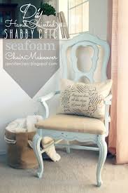 Seafoam Green Chair by Simply Ciani Painted Seafoam Chair Makeover