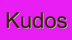 how to pronounce kudos video dailymotion