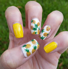 cute summer acrylic nail designs images nail art designs