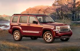 jeep maroon color jeep liberty 2447515